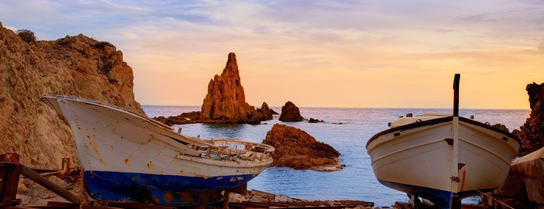 Atardeceres del Mediterráneo