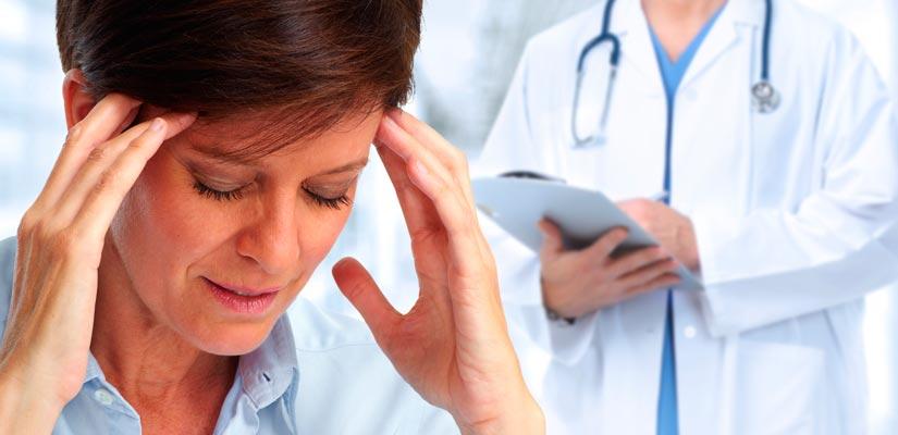 salud dolor cabeza