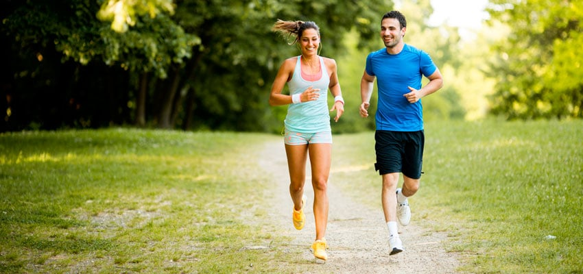 beneficios running