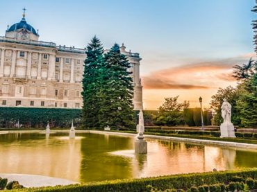 5 sitios románticos en Madrid