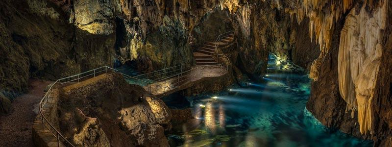 Cuevas en Espana