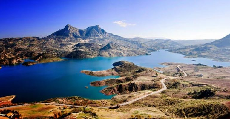 5 natural surroundings in Andalusia