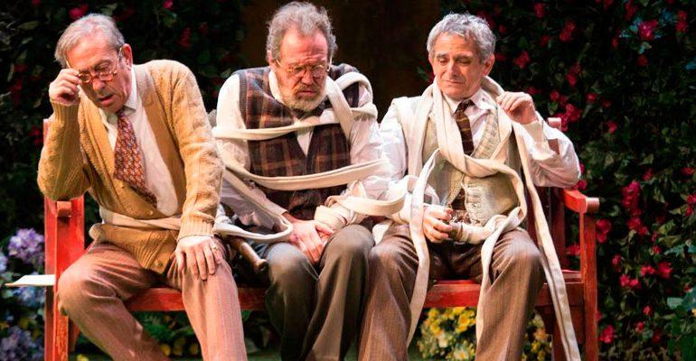 La exquisitez de 'Heroes' Teatro Reina Victoria