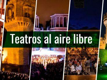 Mejores teatros al aire libre de España