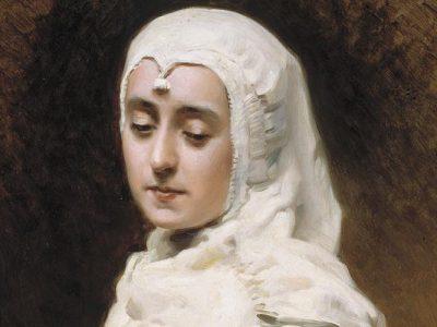 María Guerrero, exponente del teatro español