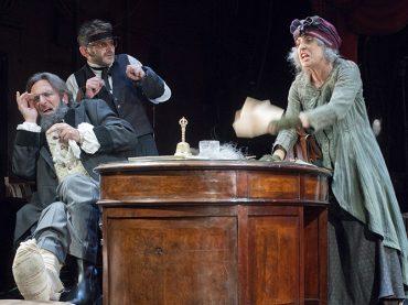 Atchuss en el Teatro La Latina