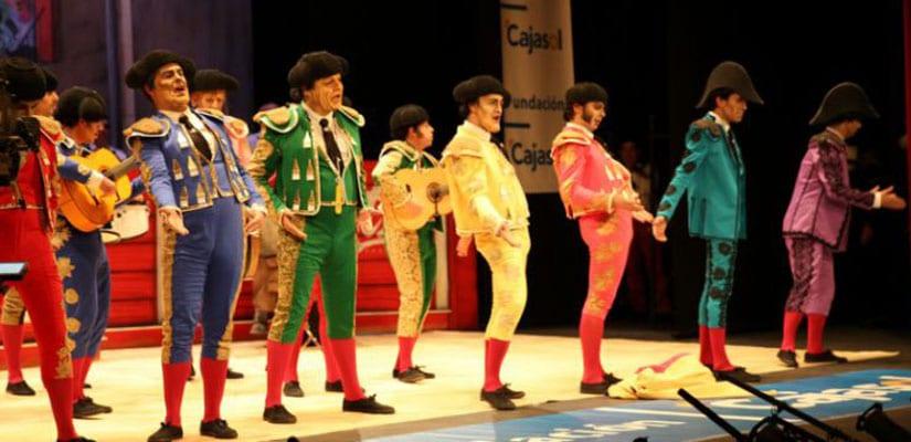 Chirigota Carnaval Cadiz Andrea Janeiro