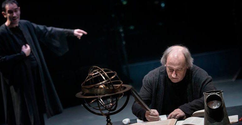 El Galileo más entretenido y cercano en el Teatro Valle Inclán.