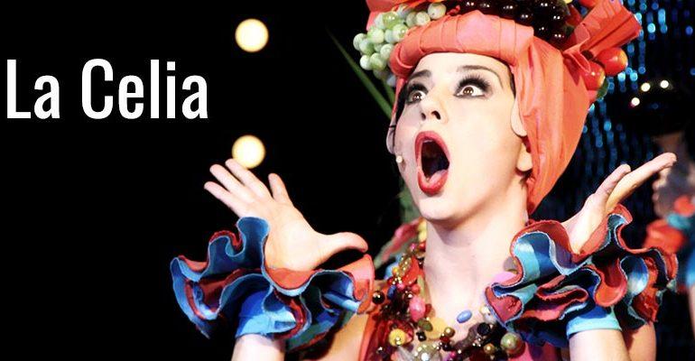 La Celia (Gámez) más entretenida y sincera