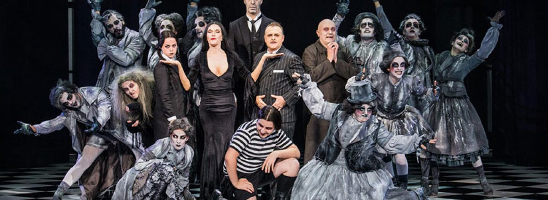 El musical de la Familia Addams