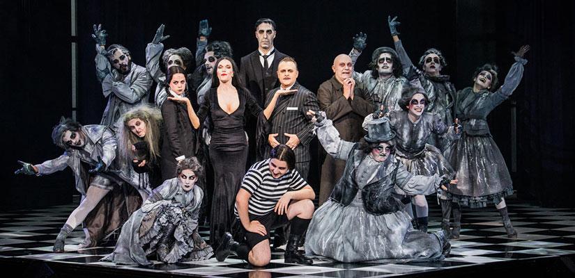 musical familia adams teatro calderon