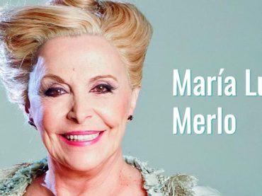 María Luisa Merlo: «Por llevar la contraria a mi familia, quería ser bailarina»