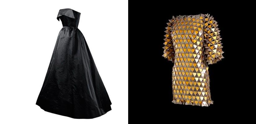 principal_blog_estilo con origen_Balenciaga y Paco Rabanne , negro y oro