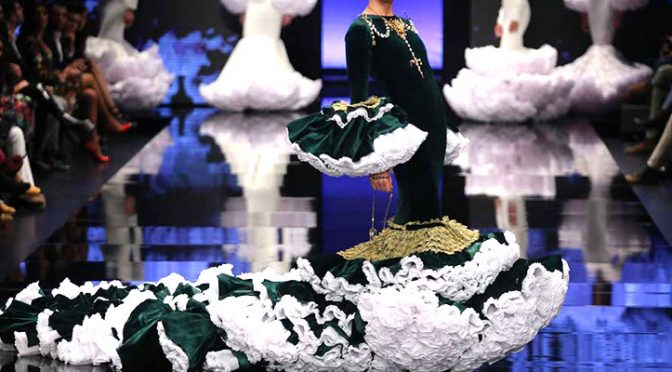 La moda flamenca se reinventa en SIMOF 2018