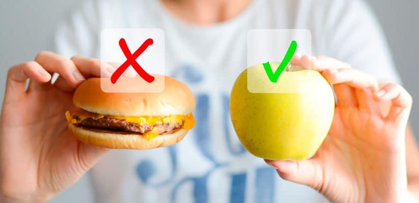 antojos alimentos sanos