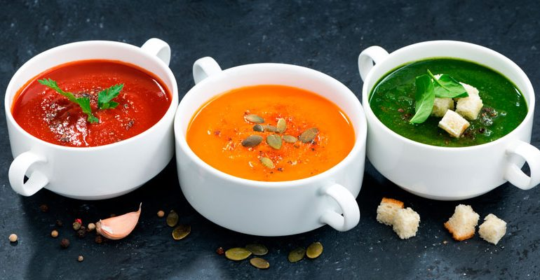 Reinventing Traditional Gazpacho