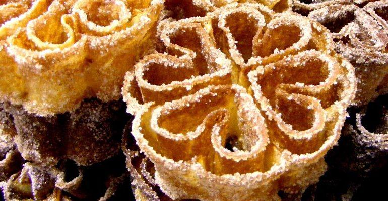 Dulces de Semana Santa típicos