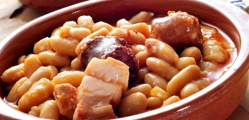 Ruta fabada madrid asturias