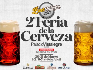 II Feria de la Cerveza en Madrid