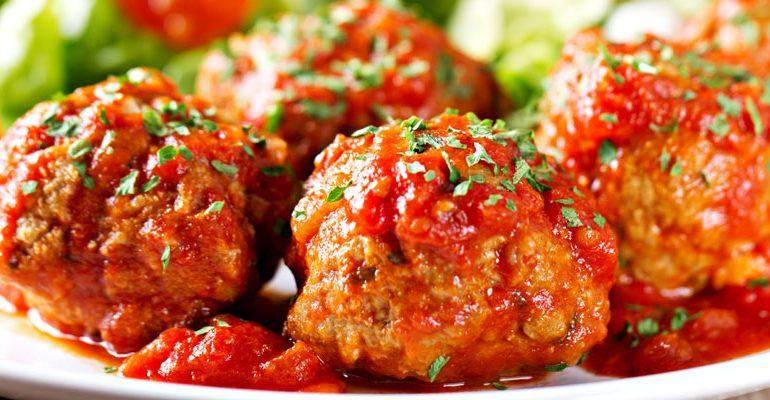 Light and Tasty Meatball recipes