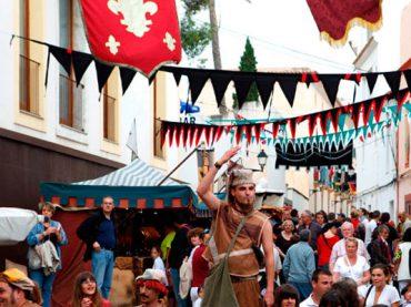 Feria Medieval de Ibiza 2017