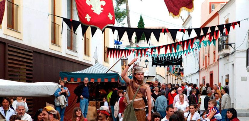 feria medieval ibiza