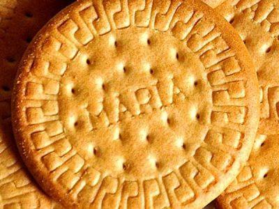 El curioso origen de las galletas María