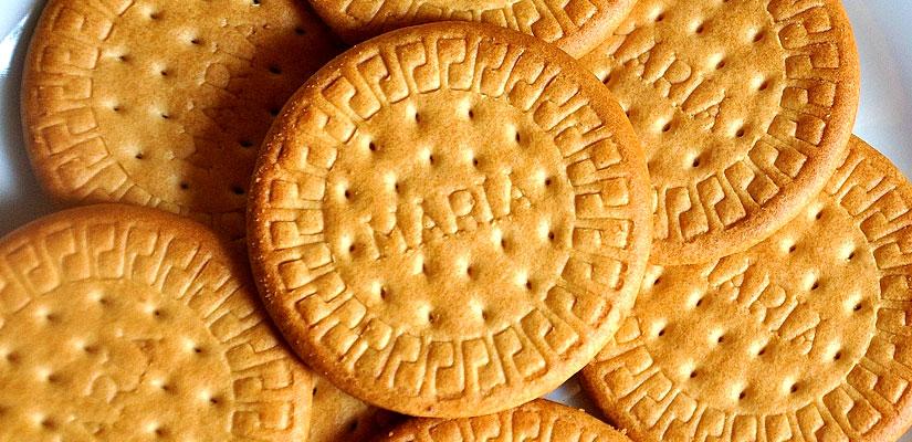 origen galletas maria