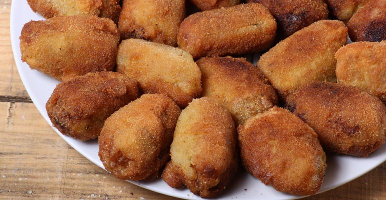 Croquette Recipes with Spanish flavor