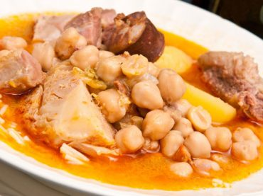 Ruta del Cocido Madrileño 2020