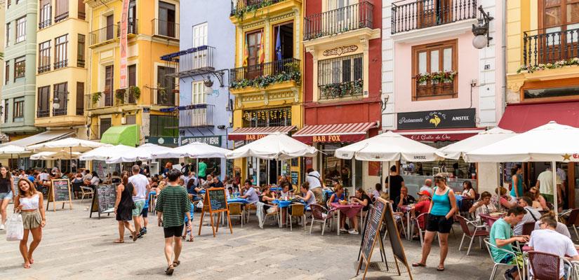 ruta comunidad valenciana