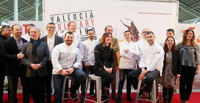 Llega el Valencia Culinary Meeting