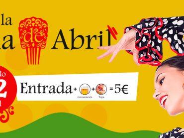 Vive la Feria de Abril en Madrid