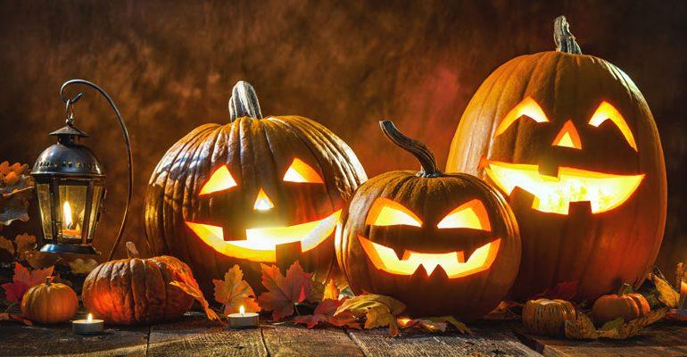 Los 7 mejores lugares donde pasar Halloween en España