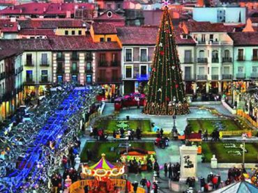 Alcalá, Ciudad de la Navidad