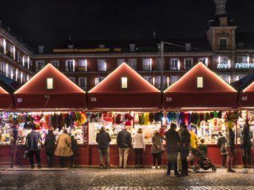 Destinos españoles para visitar en Navidad