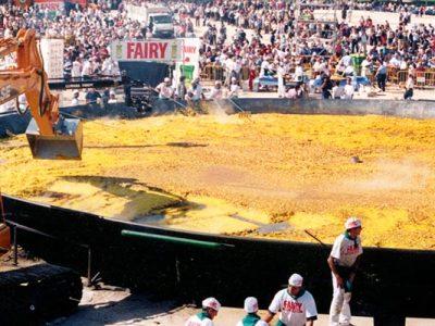 Los récords Guinness de España más surrealistas