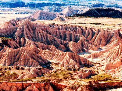 Las 4 zonas desérticas españolas más impresionantes