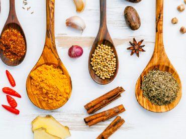 Ingredientes para combatir el frío