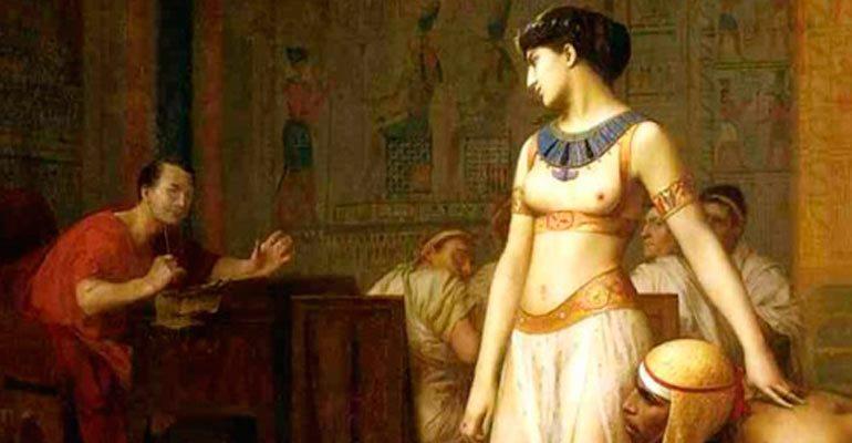 Cleopatra y César se reencuentran en el Teatro de Mérida