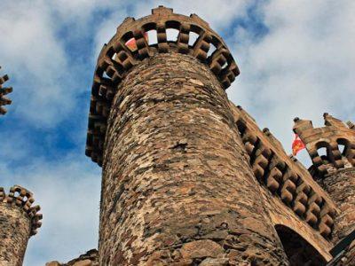 Los imponentes castillos templarios en España