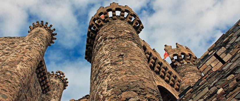 The impressive Templars Castles in Spain