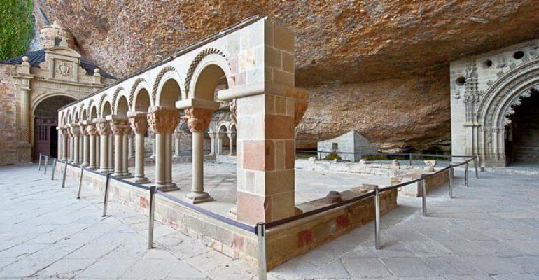 8 impresionantes monasterios de Aragón