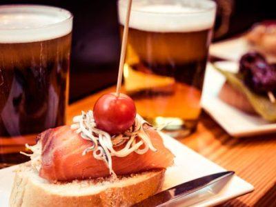 Las 6 mejores zonas de tapas de España