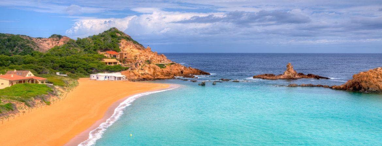 Cala Pregonda, la que recomiendan los habitantes de Menorca