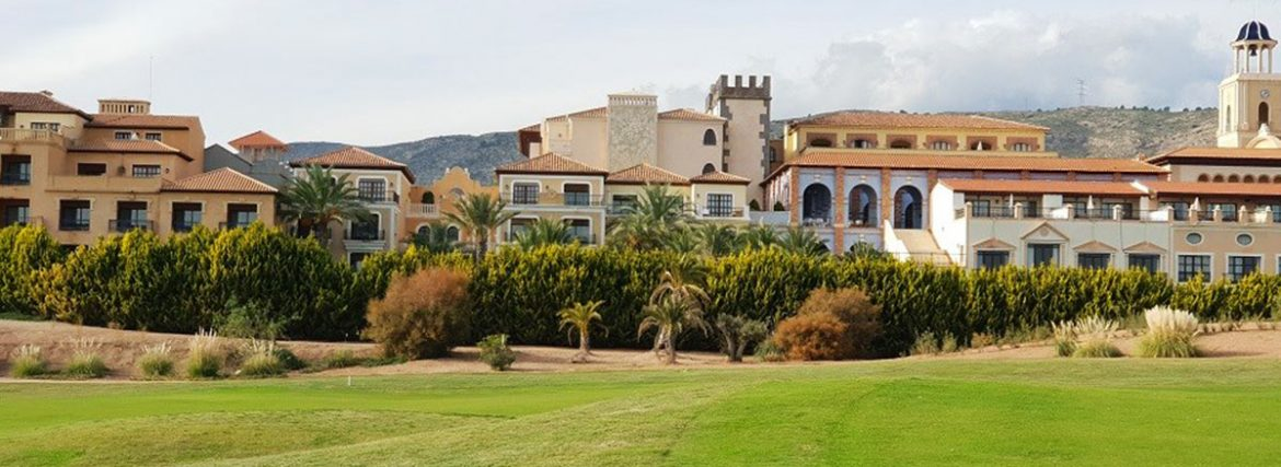 Club de Golf Villaitana, el jardín de un gran Resort
