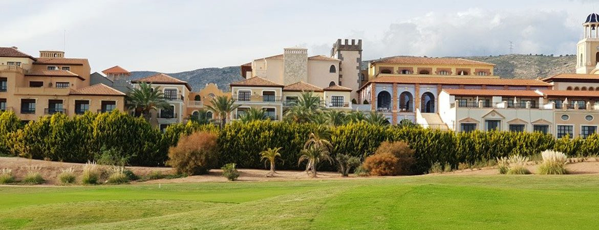 Club de Golf Villaitana