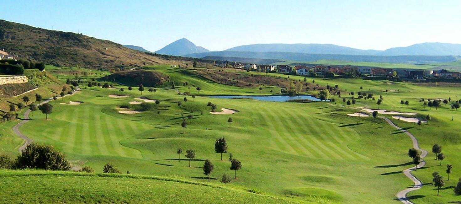 Golf Castillo de Gorraiz