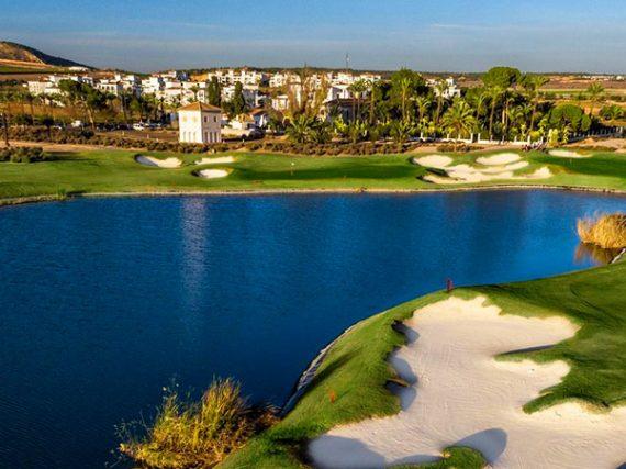 Condado de Alhama, la excelencia americana sobre el desierto de Murcia
