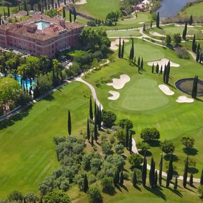 Villa Padierna Golf Club: Flamingos Golf, la belleza del paisaje